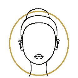 Le Bar à Lunettes - Accord  visage et monture : Forme du visage et Accord  : Forme ronde