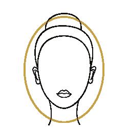 Le Bar à Lunettes – Accord visage et monture : Forme du visage et Accord : Forme ovale