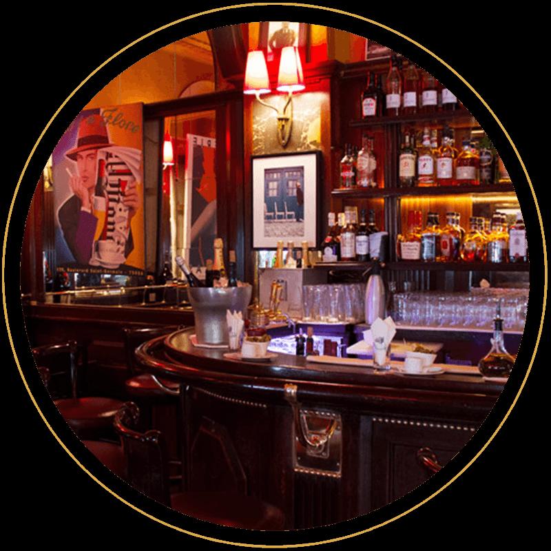 Le Bar à Lunettes By Thibaut, opticien à Liège - Inspiration - Bar Mythique - Paris ZigZag | Insolite & Secret | La Closerie des Lilas, ex-QG ...