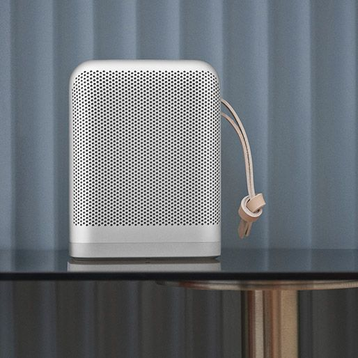 Le Bar à Lunettes By Thibaut, opticien à Liège - Bang & Olufsen - Beoplay P6 - enceinte bluetooth portable