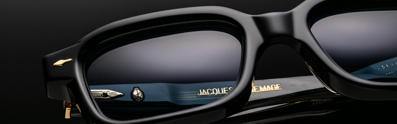 Jacques Marie mage, exclusive, eyewear, lunettes, lunettes de luxe, lunettes de soleil, opticien de luxe, liège, Belgique, Los Angeles, luxury shop