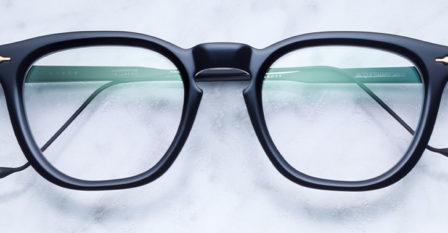 Partenariat Jacques Marie Mage le bar à lunettes By Thibaut opticien à Liège , modèle Byron