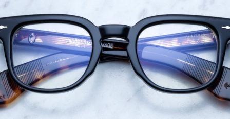 Jax de Jacques Marie Mage disponible au bar à lunettes By Thibaut opticien à Liège