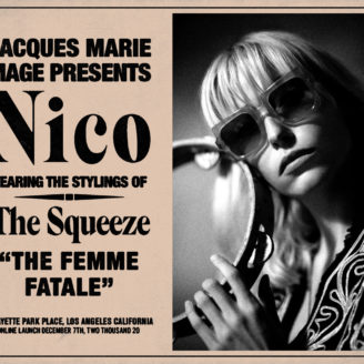Nico le charme bohème